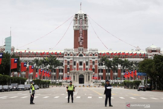 China sahkan UU, Taiwan ingatkan warga risiko kunjungi Hong Kong