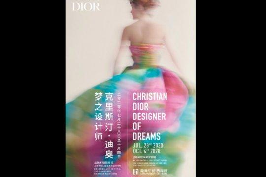 Dior akan gelar pameran fesyen di Shanghai