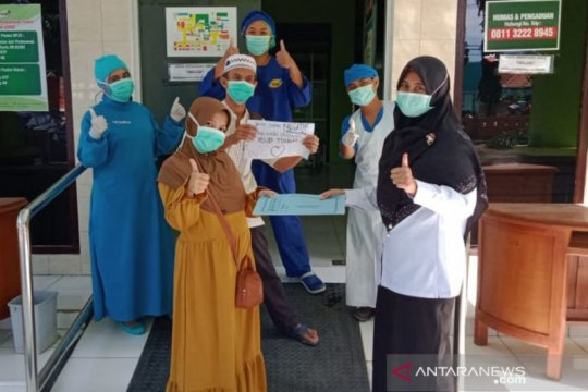 Pasien sembuh COVID-19 bertambah 183 jadi 6.240 orang