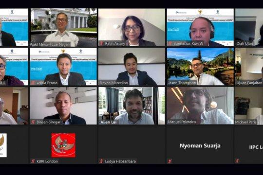 """KBRI dorong """"startup"""" tekfin Inggris investasi di Indonesia"""