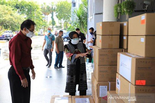 Gesit Foundation bantu 30 ventilator untuk pasien COVID-19 di Surabaya