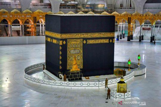 Ibadah malam Lailatul Qadar di Masjidil Haram