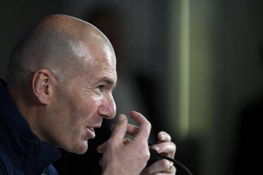 Zidane bilang juara itu sudah DNA-nya Real Madrid