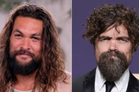 "Jason Momoa dan Peter Dinklage akan reuni di ""Good Bad & Undead"""