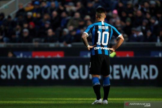 Luis Suarez sarankan Lautaro Martinez bertahan di Inter Milan