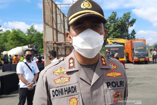Kapolres Banjarbaru: Masyarakat mulai mematuhi PSBB