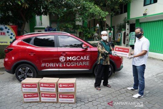 Cara MG Motor Indonesia bantu masyarakat terdampak COVID-19