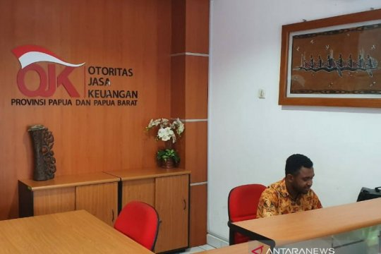 OJK: 8.764 debitur perbankan di Papua dapat restrukturisasi kredit