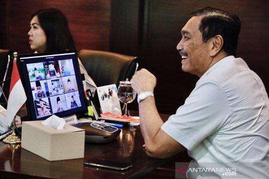 Luhut: Indonesia jadi tujuan investasi nomor empat dunia