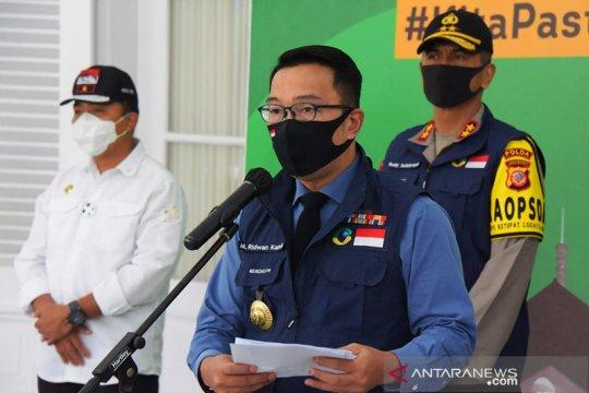 Ridwan Kamil: Hari ini Presiden tak membuka mal
