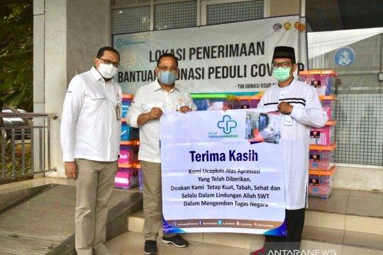 Polytama Propindo bantu tenaga medis di Jakarta hadapi wabah