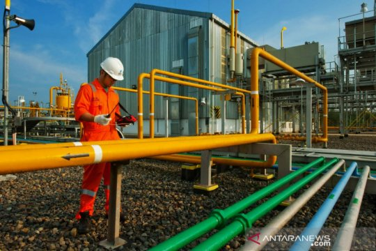 AS bantu Indonesia dukung rancangan infrastruktur gas