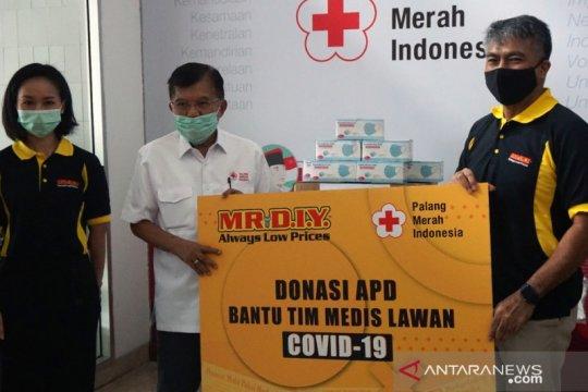 PMI kirim logistik bantuan untuk Timor Leste upaya penanganan COVID-19