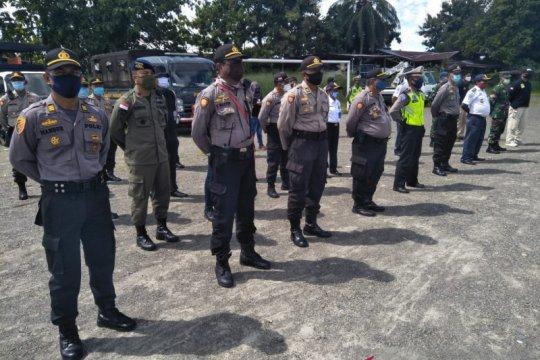 Ratusan personel TNI-Polri amankan PSDD di Mimika