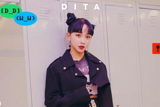Dita Karang, gadis Indonesia yang debut di grup K-pop SECRET NUMBER