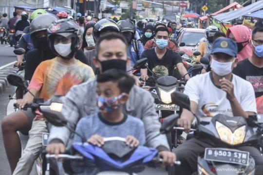 Pertambahan kasus COVID-19 Jakarta masih sekitar 100 orang