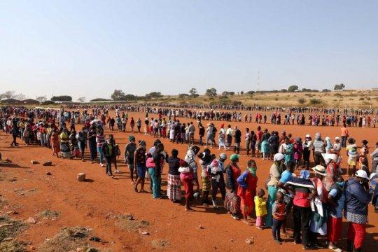 Afrika Selatan cabut pembatasan, restoran boleh kembali buka