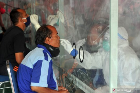 Sumatera Barat hadapi peningkatan signifikan kasus COVID-19