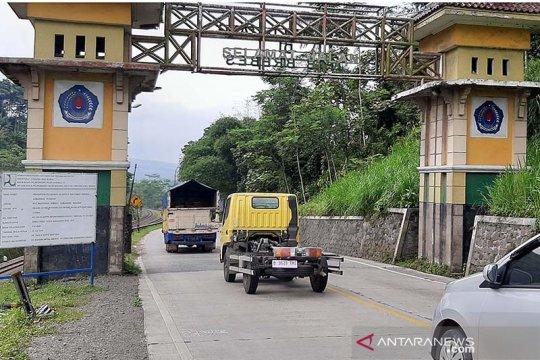 Arus kendaraan di jalur selatan Jateng pada H-3 Lebaran landai