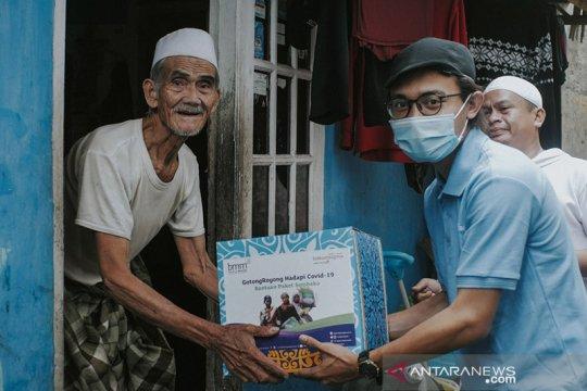 BMM gandeng Telkomsigma salurkan bantuan ke warga terdampak COVID-19