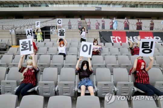 Klub FC Seoul dianggap lecehkan suporter wanita