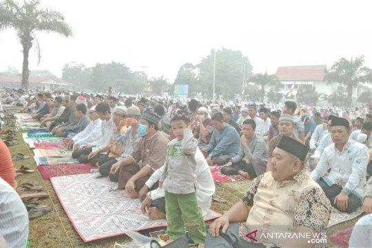 Kemenag serukan masyarakat shalat Idul Fitri di rumah
