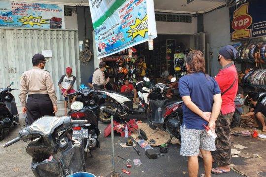 Satgas Aman Nusa mendapati banyak warga tidak pakai masker