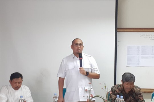 Wasekjen Gerindra paparkan mekanisme Prabowo jadi Caketum tunggal
