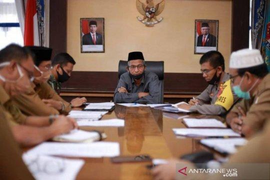 Pimpinan daerah Nagan Raya Aceh imbau warga Shalat Id di rumah