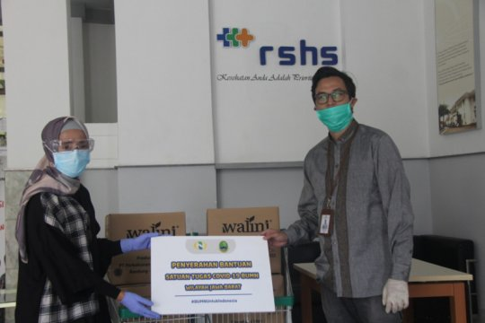 PTPN VIII beri bantuan Rp2 miliar untuk Jabar-Banten terkait COVID-19