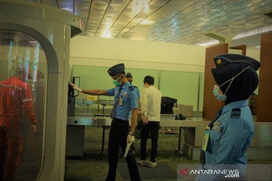 Bandara Soetta kerahkan 239 personel perketat pengawasan COVID