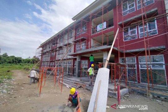 Kementerian PUPR revitalisasi rusun tenaga medis RS Bahteramas