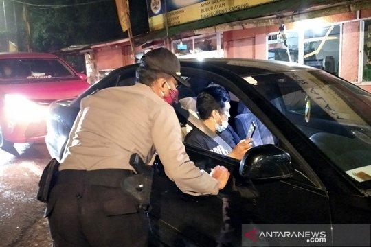 Polres Cianjur perketat pemeriksaan kendaraan pemudik