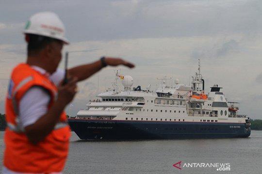 Jumlah penumpang kapal di Pelindo I terus menurun sejak Januari 2020