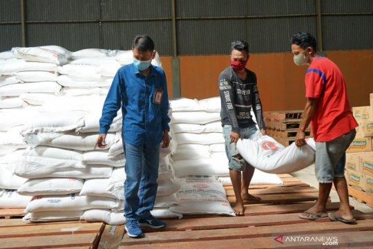 Bulog Gorontalo siapkan 50 ton gula pasir jaga stabilitas harga
