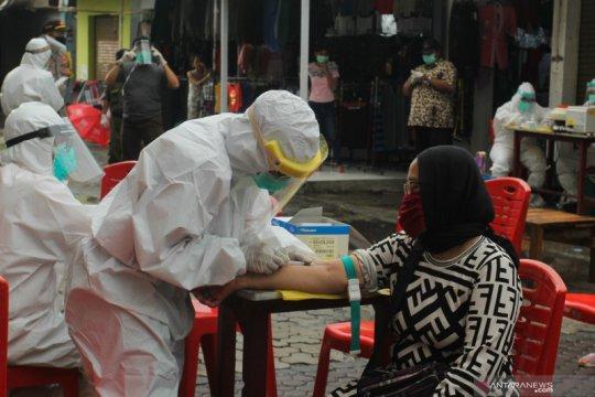 Surabaya sudah lakukan tes cepat COVID-19 pada 21.203 warga