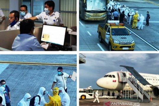 Imigrasi Palembang kembali layani pemulangan TKA China