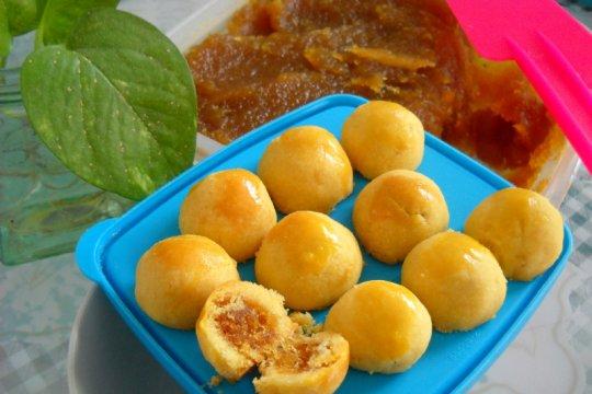 Menu Lebaran - Nastar untuk penyandang diabetes Ala Chef Bahran