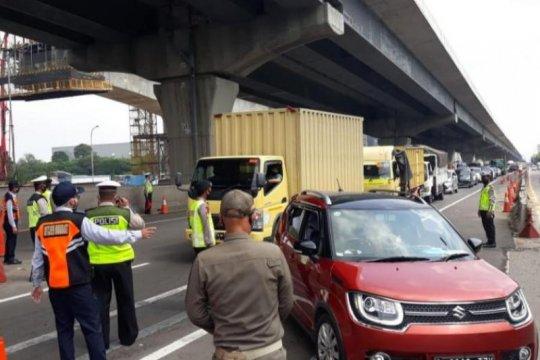 Jasa Marga: 8.013 kendaraan diputar balik ke Jakarta pada H-3 Lebaran