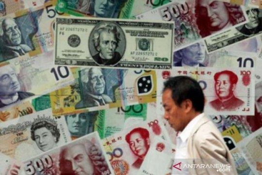Yuan menguat lagi 116 basis poin menjadi 7,0555 terhadap dolar AS