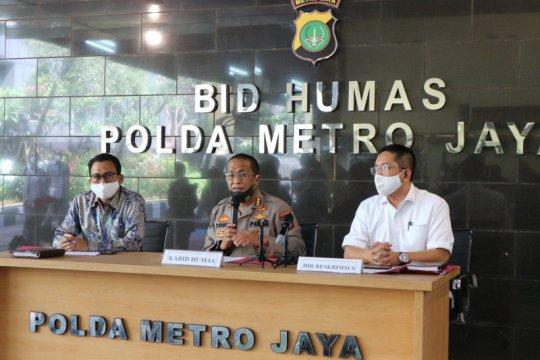 Polda Metro belum tetapkan tersangka kasus suap di Kemendikbud