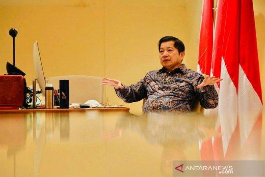 Menteri PPN: Tidak ada yang rumit dengan kebiasaan baru