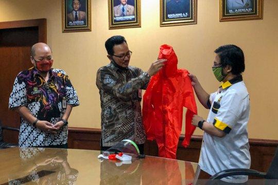 Persediaan APD di Yogyakarta diperkirakan cukup hingga Juni