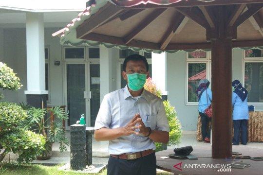 Seorang pasien positif dari klaster GPIB asal Bantul sembuh