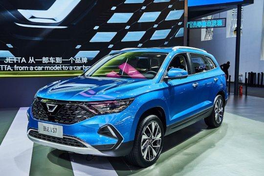 JETTA senjata baru Volkswagen di China