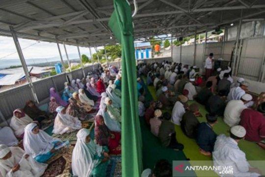 Warga Kabupaten Parimo diperkenankan salat Id berjamaah di masjid