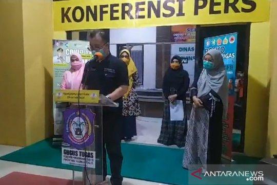 Pasien positif COVID-19 di Gorontalo bertambah 9 orang