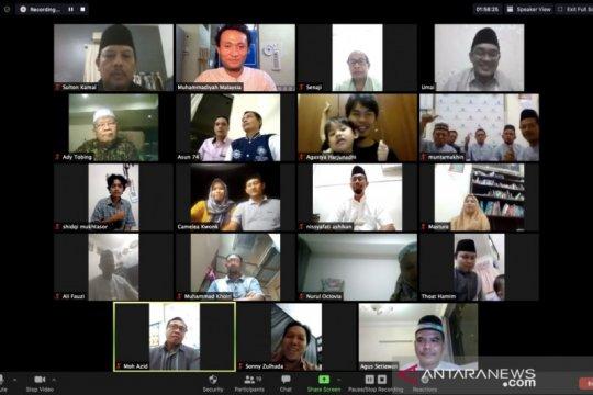Muhammadiyah Malaysia gelar takbir daring