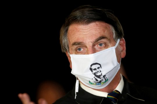 Presiden Brazil tunjuk pastor evangelis sebagai menteri pendidikan