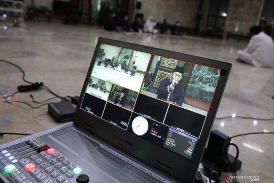 Pemkot Padang laksanakan takbiran secara virtual